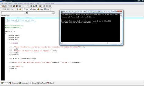C++ Ejercicio 5